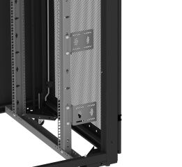 Chemin de câble vertical panier, 42U 150mm large