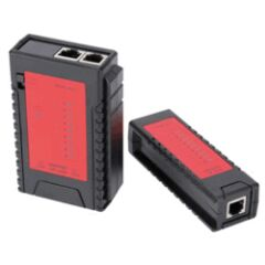 Testeur de câble combo RJ45 / RJ11 / RJ12 / RJ10