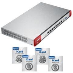 Routeur firewall 8 ports 1000 VPN USG1100 UTM