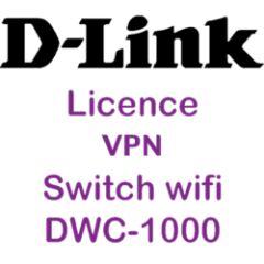 Licence de sécurité VPN/Firewall pour DWC-1000