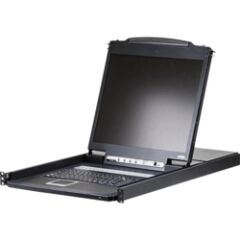 "Console KVM rackable TFT 19"" PS2/USB 8 ports"