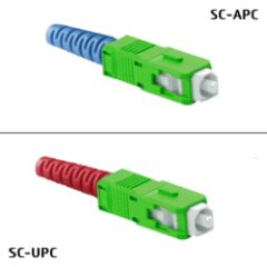 Jarretière OS2 SC/APC SC/UPC Simplex Primacy 5m