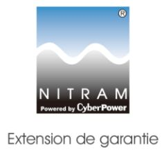 Garantie 2 ans sup.s ELITE Pro 750ELCD