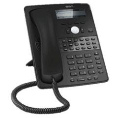 Téléphone SIP Snom D725 12 comptes Giga USB noir