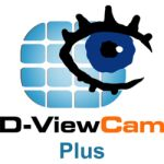 Licence Application D-Viewcam IP+, VMS (32 Canaux)