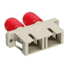 Traverse optique ST/SC Duplex monomode