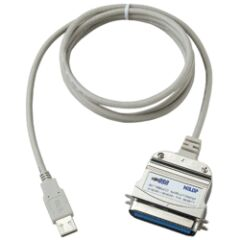 Câble adaptateur USB vers parallèle Centronics 36