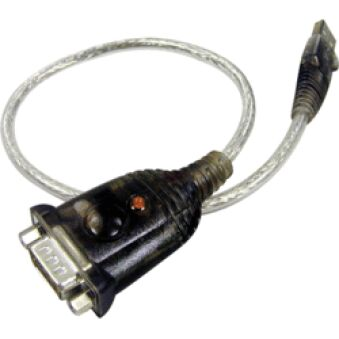 CABLE CONVERTISSEUR USB VERS SERIE RS232A