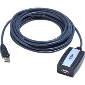 AMPLIFICATEUR DE LIGNE USB 2.0 - DISTANCE MAX 5M