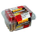 Pack 24 piles super alcaline LR03 1100mA