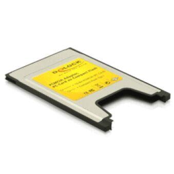 LECTEUR DE CARTES PCMCIA COMPACT FLASH TYPE 1