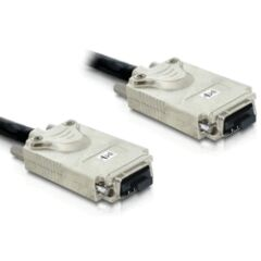 CABLE SAS EXTERNE SFF-8470 VERS SFF-8470 1m