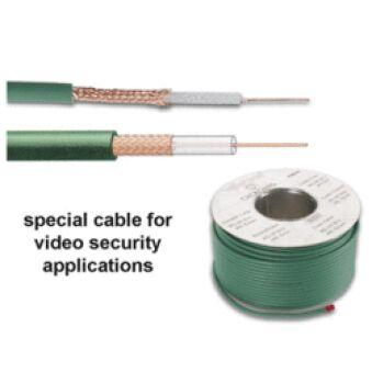 Rouleau de 100m de câble coaxe