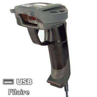 PISTOLET CODES BARRES - OPTICON OPR3001 USB