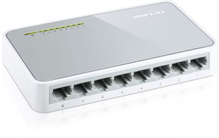 Switch 8 ports 100Mbits
