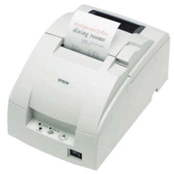 Imprimante tickets de caisse TMU220B paral. beige
