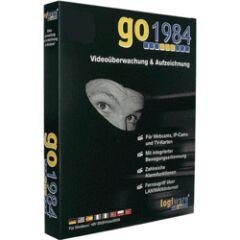 LOGICIEL VIDEO SURVEILLANCE GO1984 ULTIMATE H264