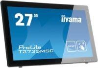 """Moniteur tactile 27"""" VGA/DVI/HDMI multit. 2 USB"""