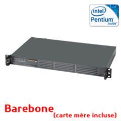 Serveur 1U Pentium N3700 4 ports Lan