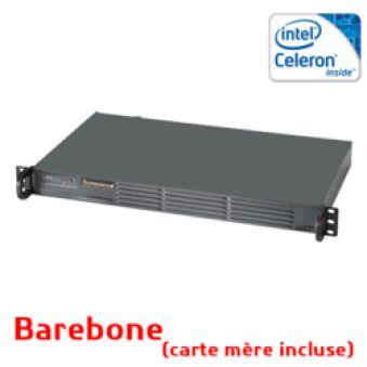 Serveur 1U Celeron J1900 2 ports Lan