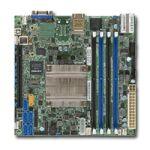 Carte mère SuperMicro X10SDV Xeon D1540 2 Lan