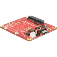 Carte fille Raspberry USB 2.0 vers mSata