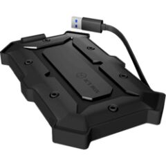 "Boîtier 2""1/2 USB 3.0 Sata UASP waterproof noir"