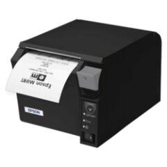 Imprimante tickets de caisse TMT70II Ethernet noir