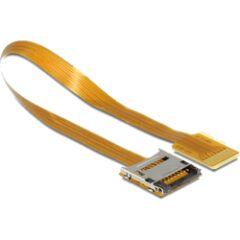 Déport de carte micro SD M/F 16cm