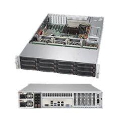 Serveur 2U Supermicro Superserver SSG-6028R-E1CR12