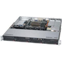 Serveur 1U Socket 1151 4 HHD SATA 400w redond.