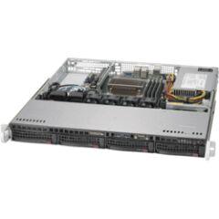 Serveur 1U Socket 1151 4 HHD SATA 4 LAN 350w