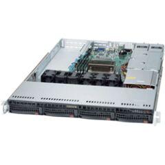 Serveur 1U Socket 1151 4 HHD SATA 500w redond.