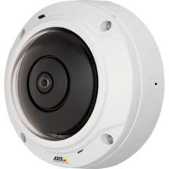 Caméra IP mini dôme fixe M3037-PVE anti-vandal