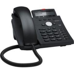 Téléphone SIP Snom D315 4 comptes noir USB