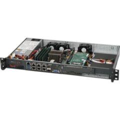 Serveur 1U Xeon D-1518 4 coeurs 200w 6 LAN Giga