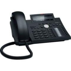 Téléphone SIP Snom D345 12 comptes noir USB
