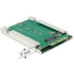 "Convertisseur 2""1/2 Sata 22 points > M.2"