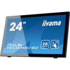 """Moniteur tactile 24"""" DVI/HDMI/DP 10 points"""