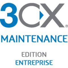 Maintenance 3CX Phone System Enterprise 256 1 an
