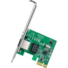 Carte réseau PCI Express 1 x 10/100/1000Mbits