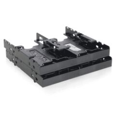 """Adaptateur HDD rapid 4x 2""""1/2 emplacement 5""""1/4"""