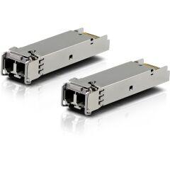 Pack de 2 modules SFP Giga MM 850nm 550m 2x LC