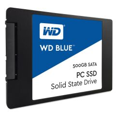 SSD WD Blue 500Go SATA III- Format 2.5''