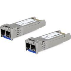 Pack de 2 modules SFP+ 10G Mono 1310nm 10km 2xLC