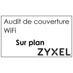 Prestation d'audit Wifi sur plan