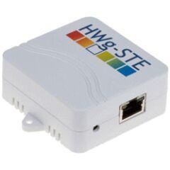 Web thermomètre IP 2 canaux / 1 capteur STE