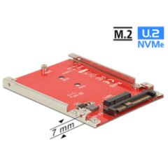 """Convertisseur 2""""1/2 U.2 SFF-8639 > M.2 NVME M 7mm"""