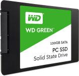 SSD WD Green 120 Go SATA III- Format 2.5''