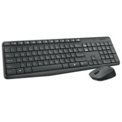 Ensemble clavier souris USB wireless MK235